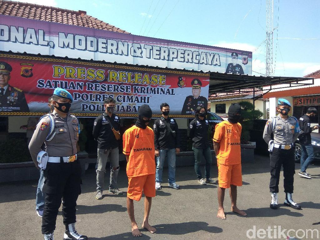 Aksi Begal di Bandung Barat, Lumpuhkan Korban dengan Serangan Sambal