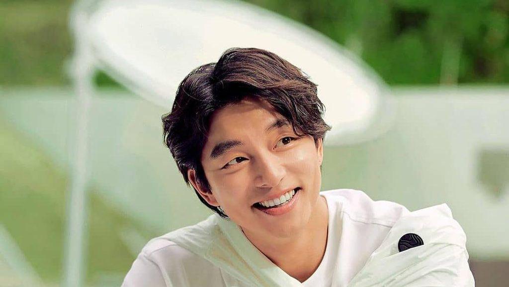 Hobi Ngopi, Ini Si Tampan Gong Yoo yang Akan Bintangi Drama Baru