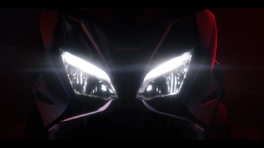 Foto Bocoran Honda Forza 750 yang Meluncur Bulan Depan