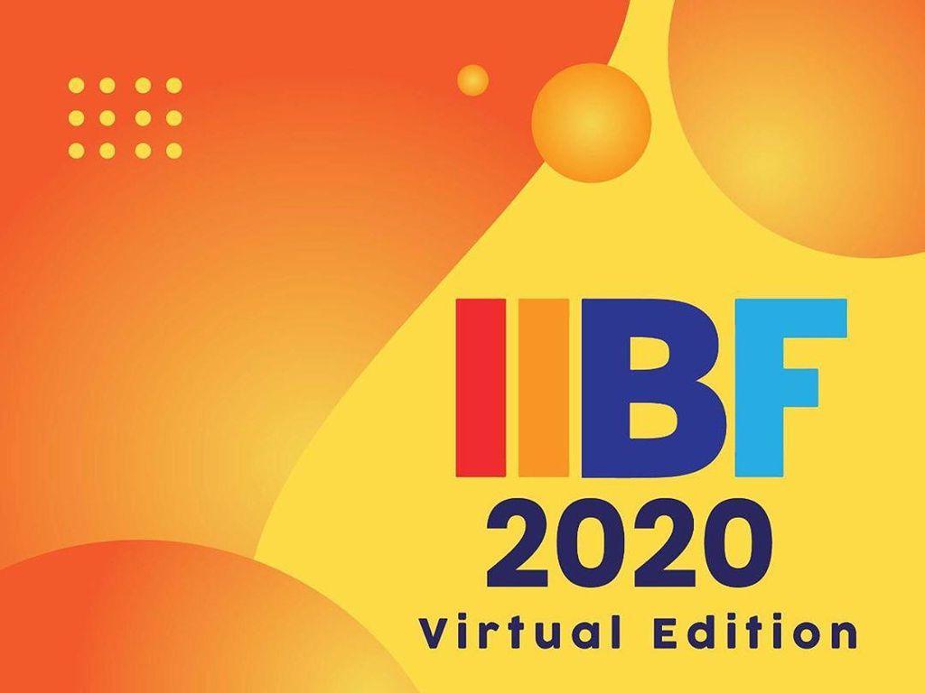 Ajang IIBF 2020 Digelar Daring Mulai 28 September
