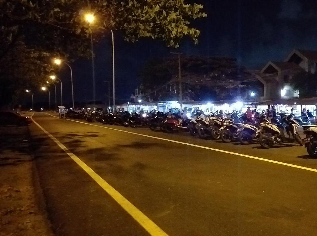 Remaja Surabaya Nekat Nongkrong di Tengah Pandemi: Pasrah,Jalani Hidup Saja