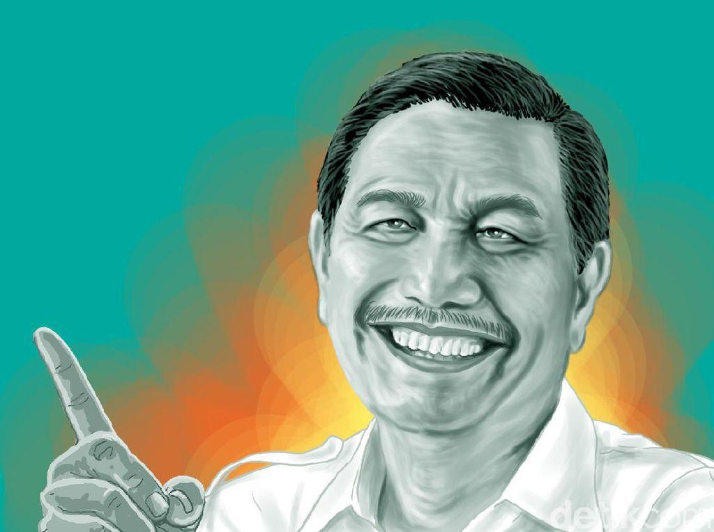 Luhut Sebut Indonesia Sudah Mulai Keluar dari Resesi