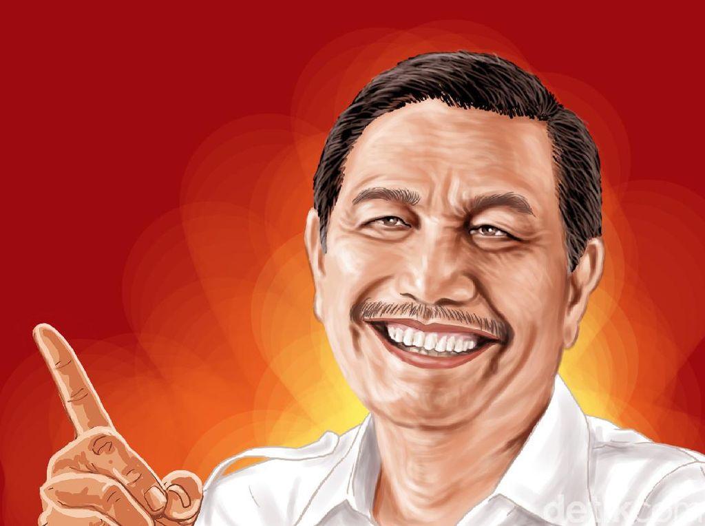 Tak Mau Lama-lama Rangkap Menteri KKP, Luhut: Pekerjaan Saya Banyak!