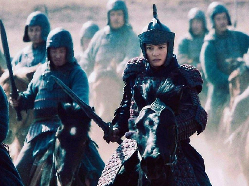 Potret 4 Aktris Pemeran Mulan Selain Liu Yifei yang Tak Kalah Mempesona