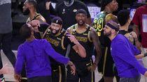 Hasil NBA: Dramatis, Lakers Kalahkan Nuggets 105-103