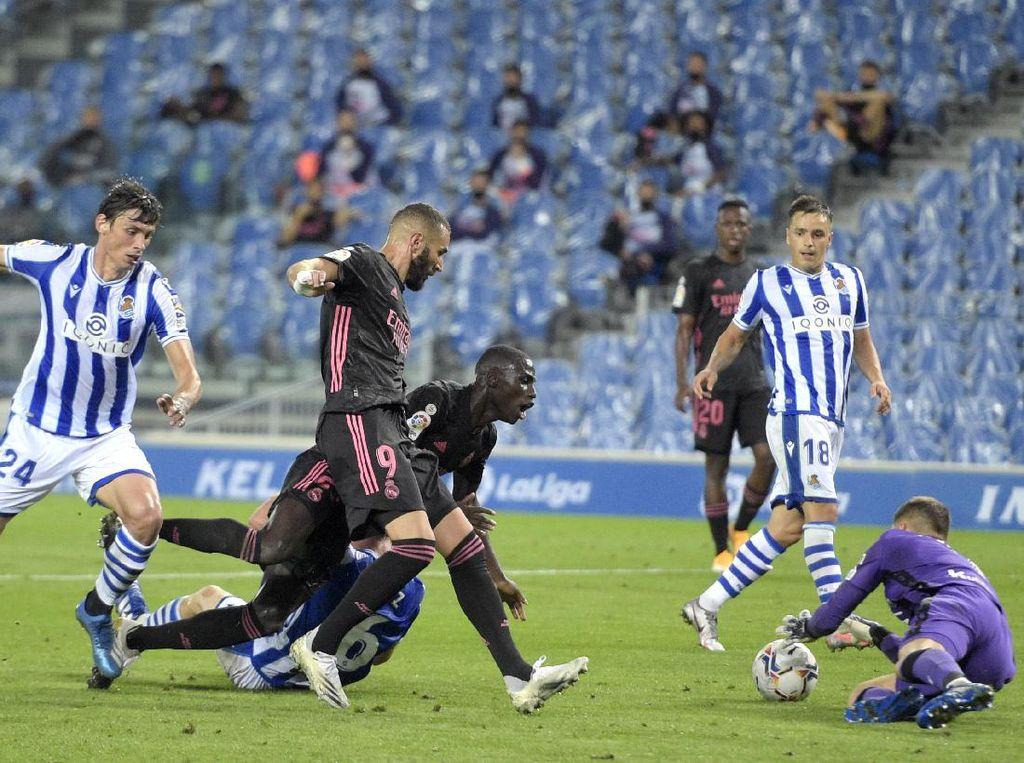 Madrid Tak Bikin Gol di Laga Pertama, Courtois Tegaskan Hal Ini