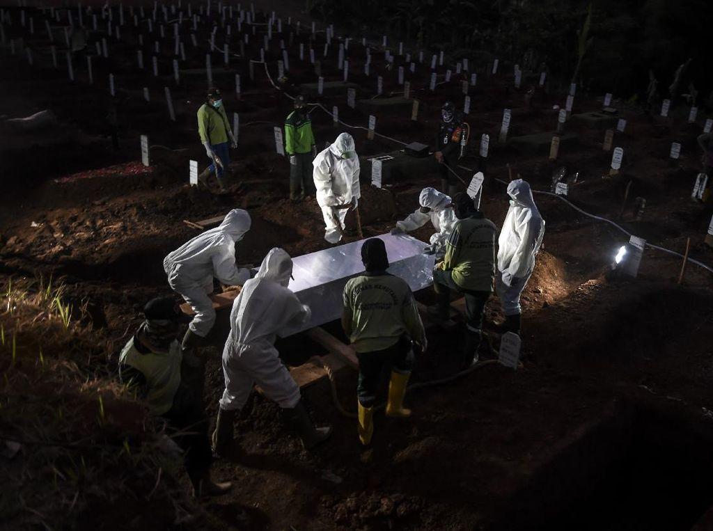 Pemprov DKI Siapkan Lahan 2 Ha di Rorotan untuk Pemakaman Jenazah COVID-19