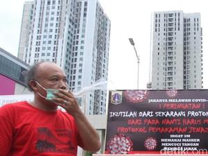 Maju Mundur Aturan PSBB di DKI hingga Akhirnya Cabut Rem Darurat