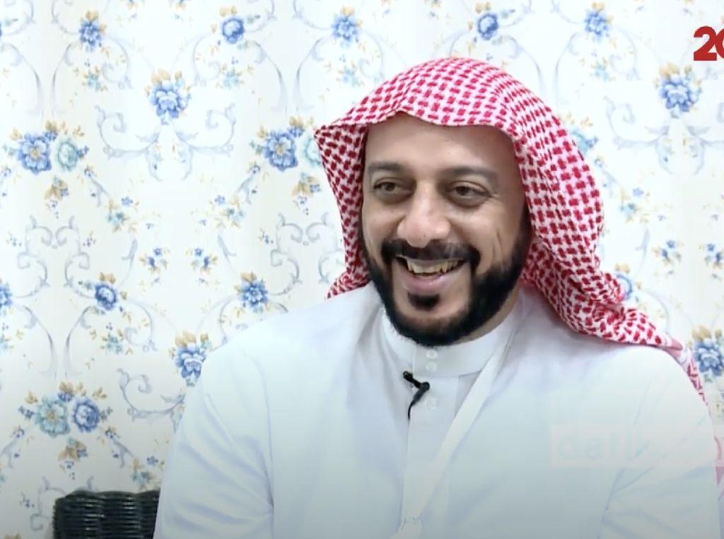 Syekh Ali Jaber Meninggal, Tinggalkan Istri yang Tengah Hamil
