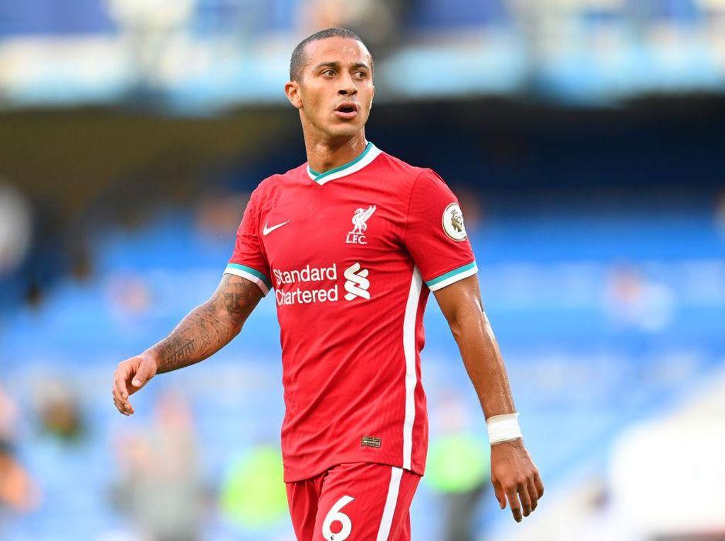 Thiago Memastikan Liverpool Sulit Diprediksi