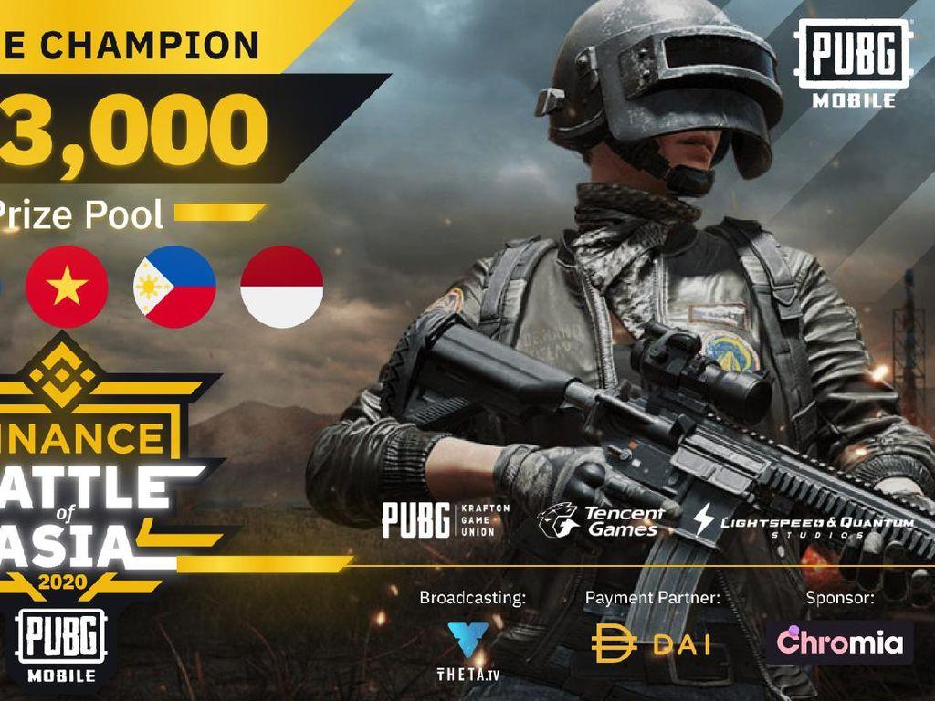Binance Gelar Turnamen Esports Berhadiah Rp 500 Juta