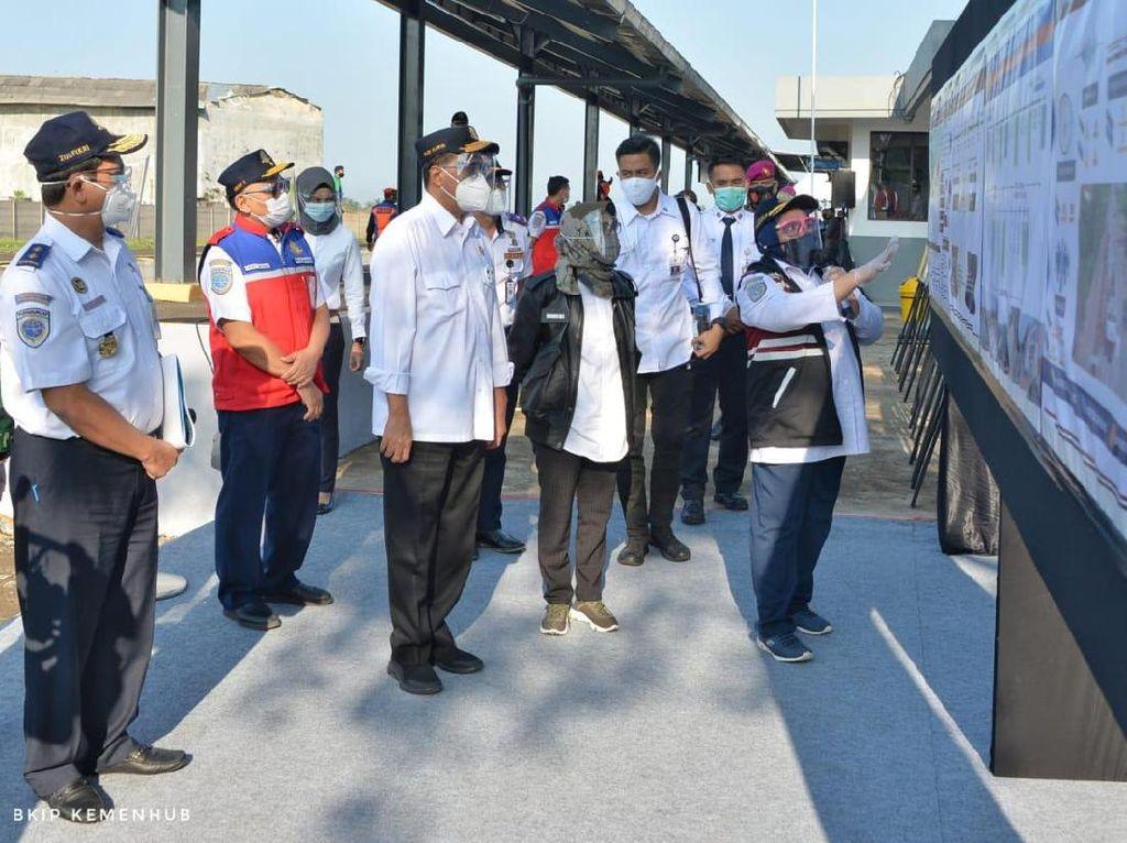 Video Menhub Resmikan Reaktivasi Jalur KA Cianjur-Ciranjang-Cipatat