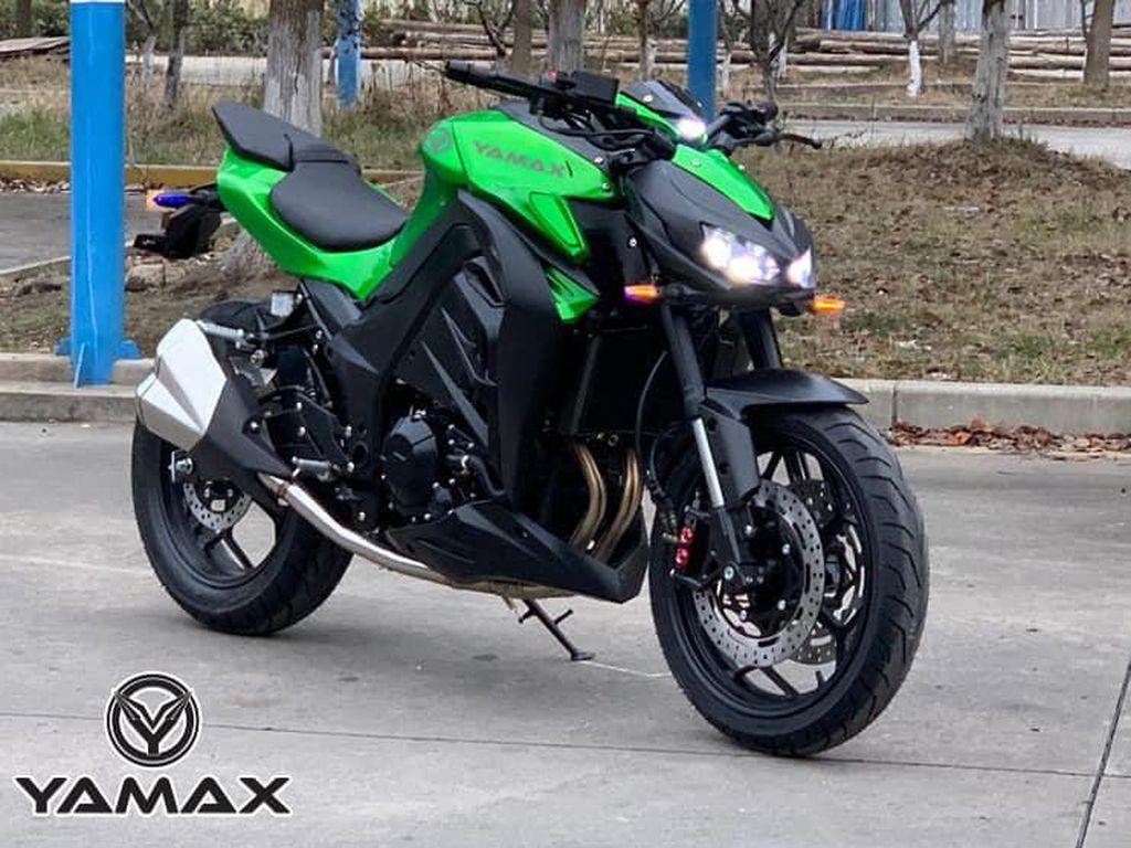 Ini Yamax Z400, Kloningan Kawasaki Sugomi Versi Ekonomis Cuma Rp 62,5 Juta