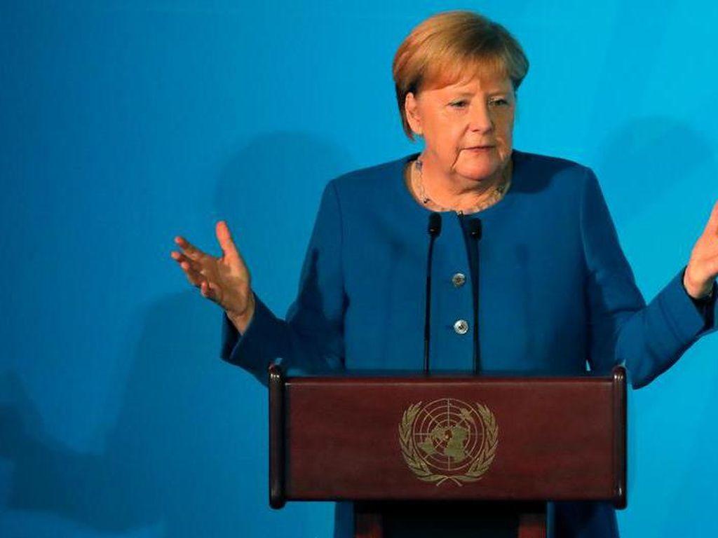 10 Tahun Angela Merkel Betah Jadi Wanita Paling Berpengaruh di Dunia