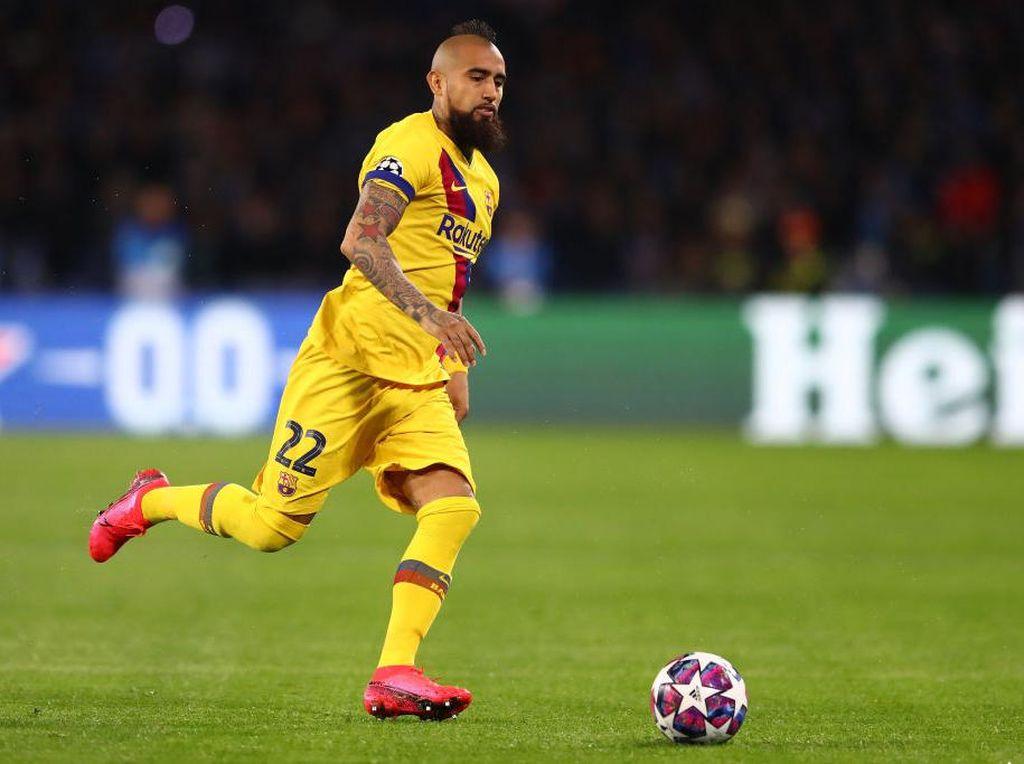 Inter Milan Resmi Miliki Arturo Vidal