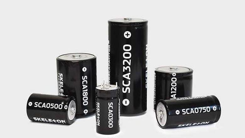 Baterai super yang bisa dicas penuh dalam 15 detik