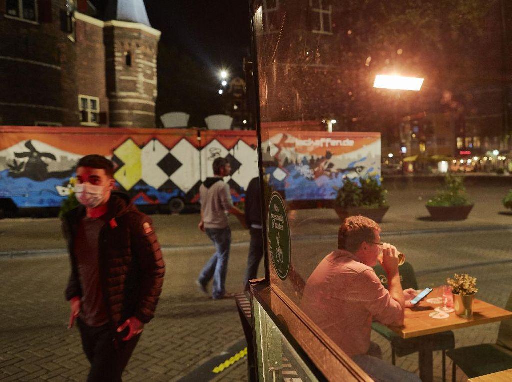 Belanda Perpanjang Jam Malam Hingga Pertengahan Maret