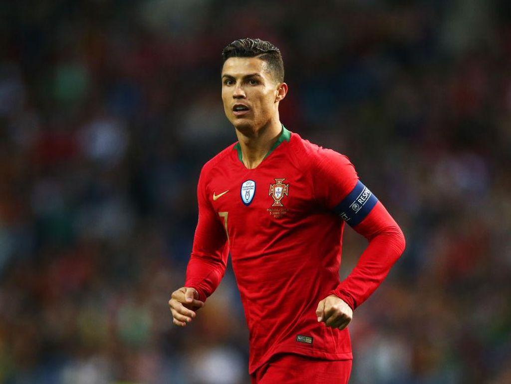Jelang Portugal Vs Spanyol, Luis Enrique Sanjung Cristiano Ronaldo