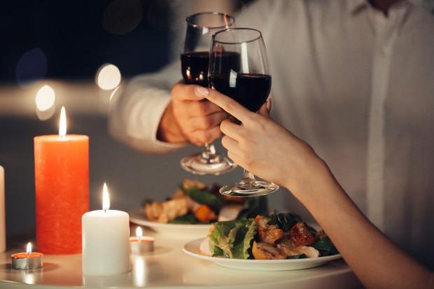 private dinner dengan pasangan