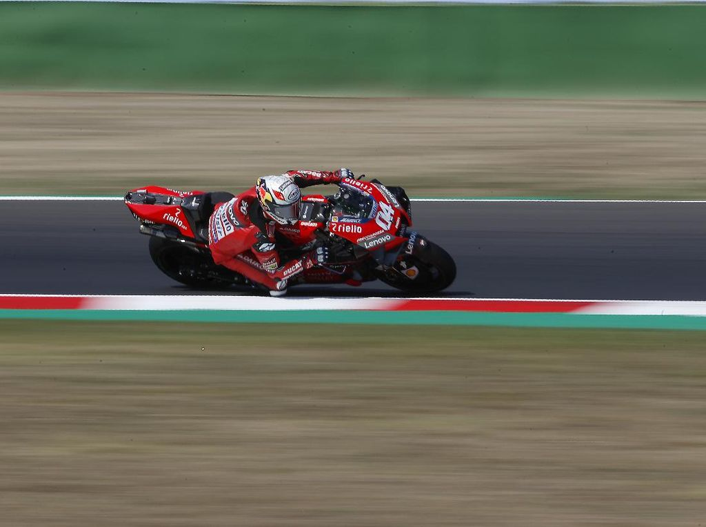 Bangun, Dovizioso! Buktikan Ducati Salah Ambil Keputusan