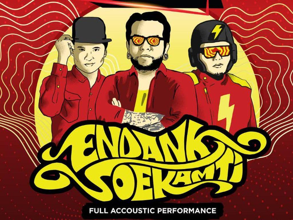 Endank Soekamti Bakal Akustikan Lagu-lagu Baru di This Is My Wave Concert