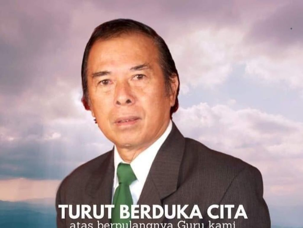 Satu-satunya Guru Besar Epidemiologi di Bali Meninggal karena COVID-19
