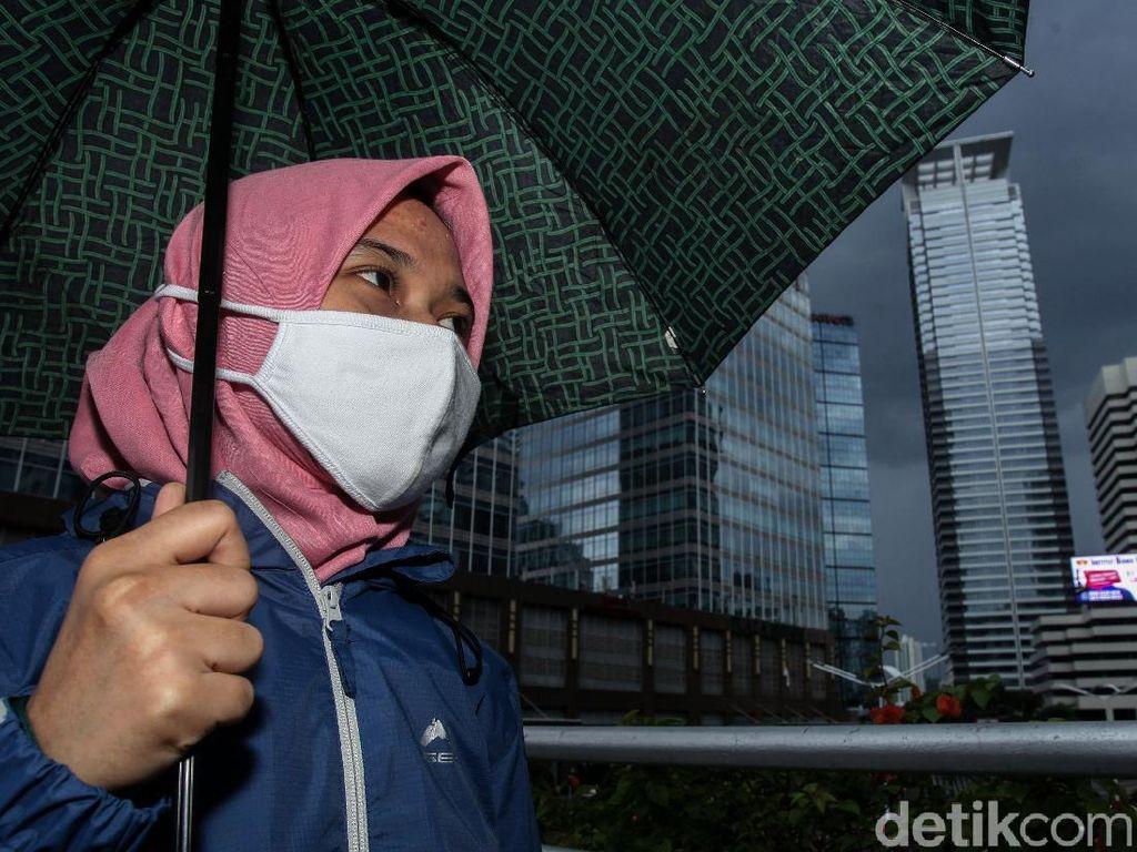 BMKG: Waspada Hujan Disertai Angin Kencang di Jawa Barat