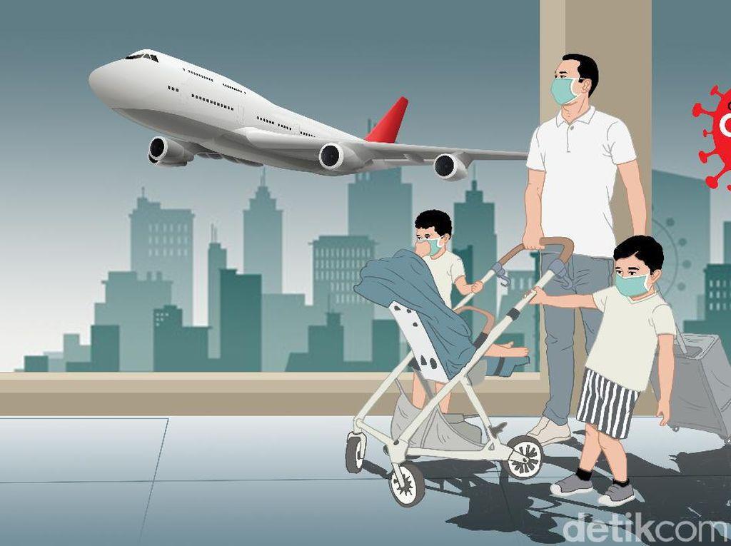 Perhatian! Subsidi Tiket Pesawat Masih Lanjut di 2021