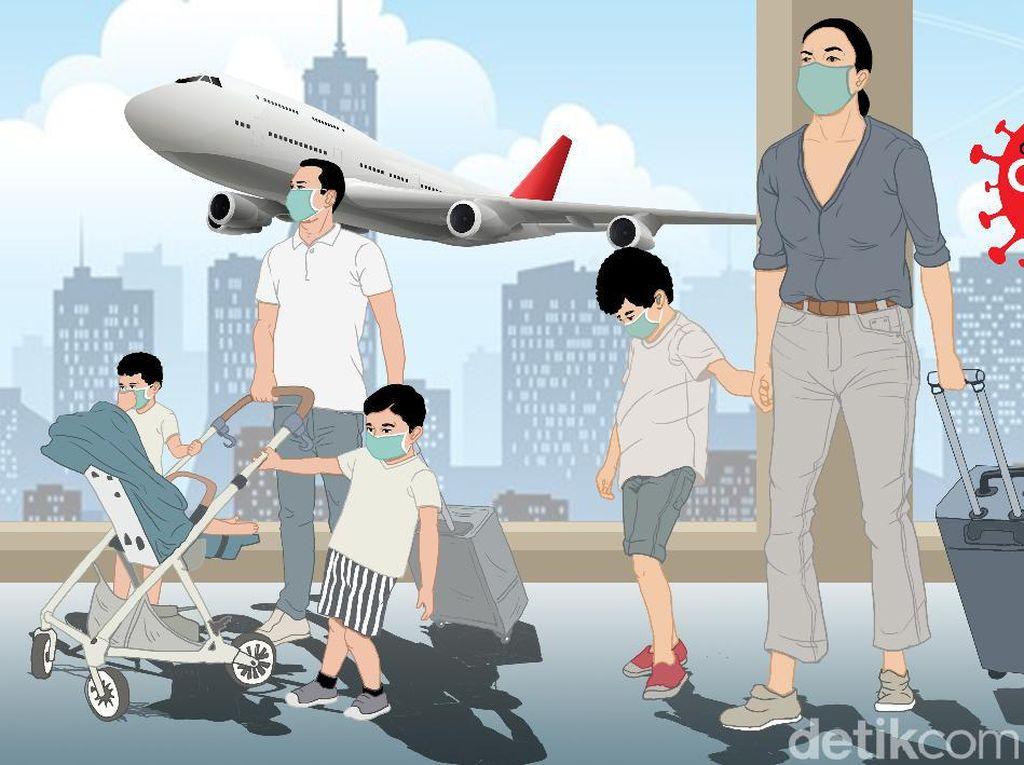 Bukan Wisatawan, 12 WNA Masuk Riau Saat Pandemi Adalah ABK dan Pekerja