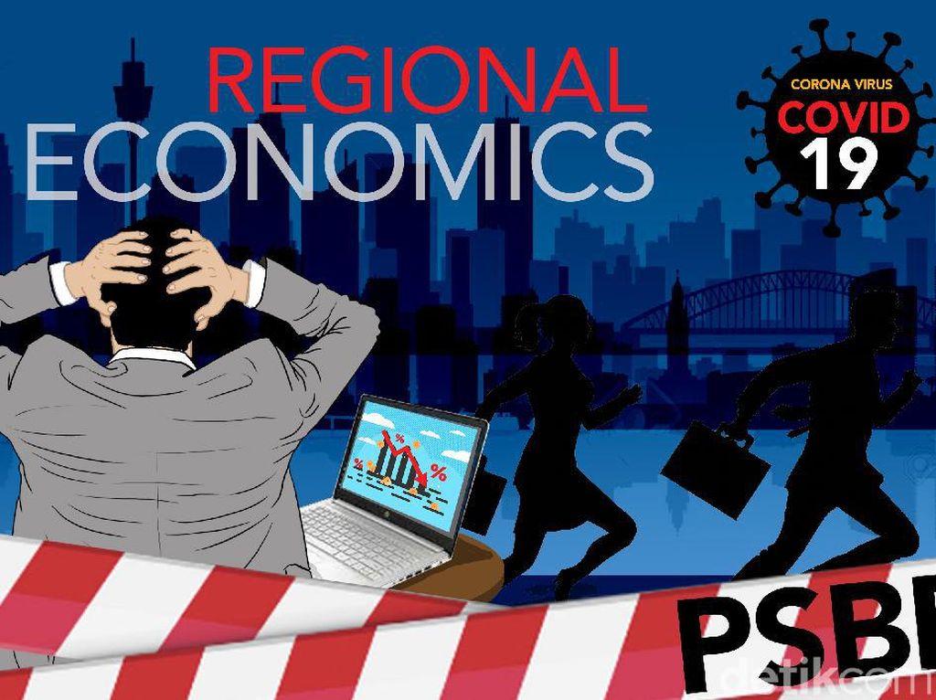 RI Resesi, Ini Bolong yang Harus Ditambal Pemerintah