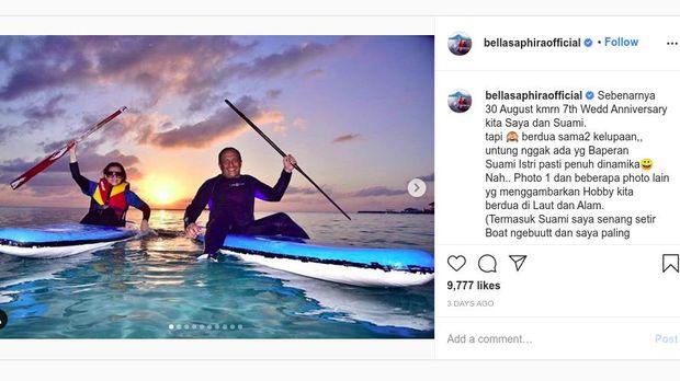 Instagram Bella Saphira
