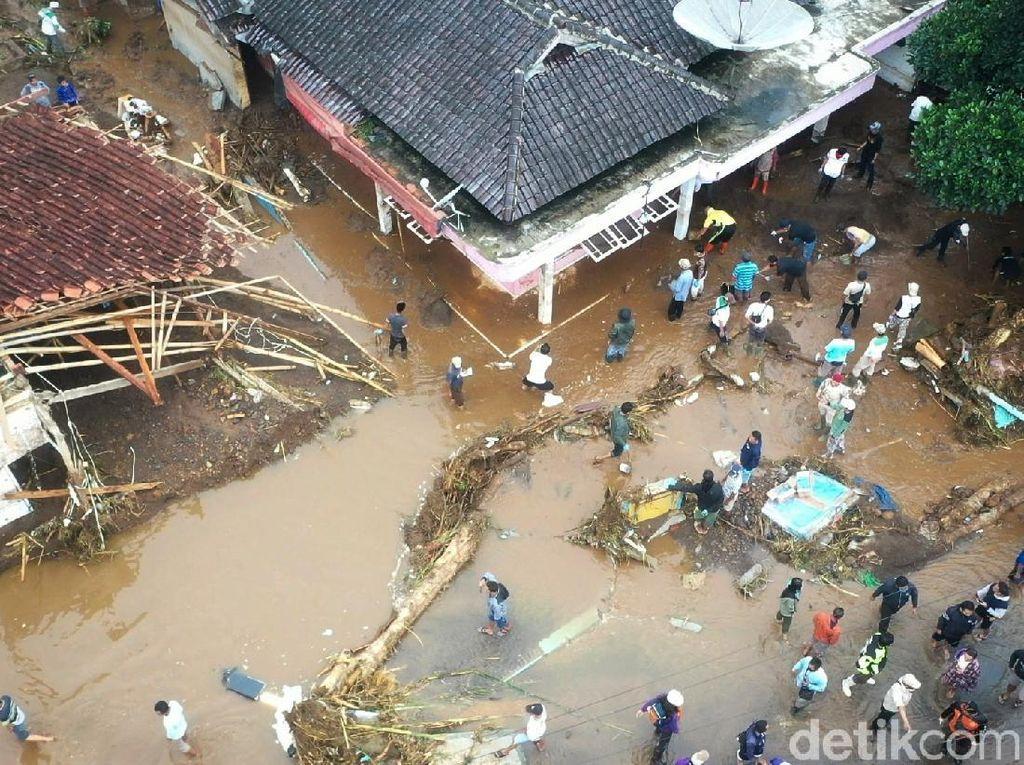Arti Urutan Siaga Banjir 1, 2 ,3 dan 4, Supaya Tidak Bingung