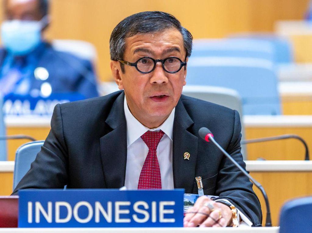 Indonesia Siap Jadi Tuan Rumah Konferensi Hukum Desain Dunia