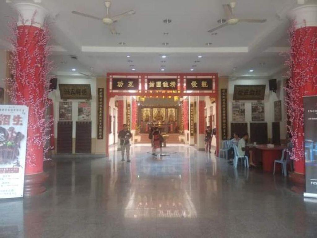 Potret Kuil Cheng Hoon Teng di Melaka