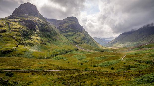 Scotish Highlands