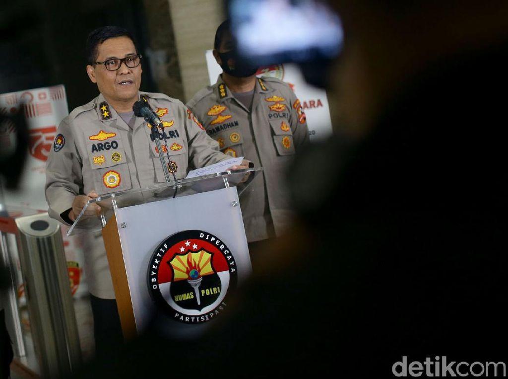 Polri Akan Terima Barang Bukti Hasil Investigasi Komnas HAM soal Kasus Km 50