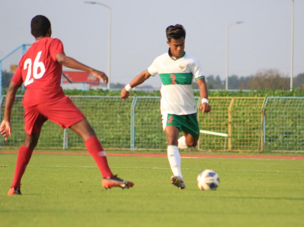 Jadi Kapten Timnas U-19 Bukan Pengalaman Pertama Pratama Arhan