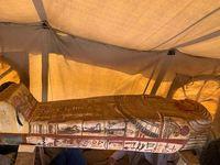 Puluhan Peti Mati Kuno Ini Terkubur 2.500 Tahun di Mesir