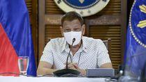 Duterte Puji Keamanan Vaksin Sinovac: Belum Ada Laporan Kematian
