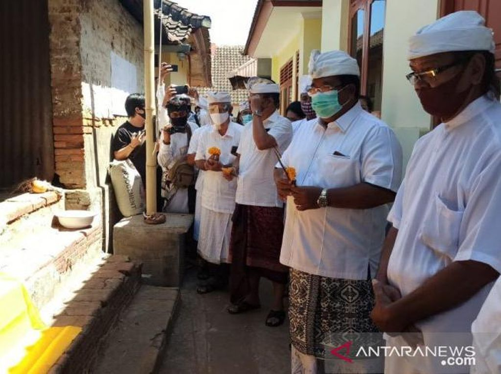 Rumah Ibu Presiden Sukarno di Buleleng akan Direstorasi