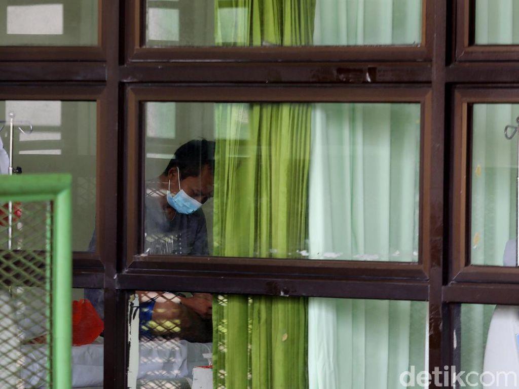 Kemenkes: Kapasitas Bed COVID-19 di 9 Daerah Ini Masuk Zona Merah