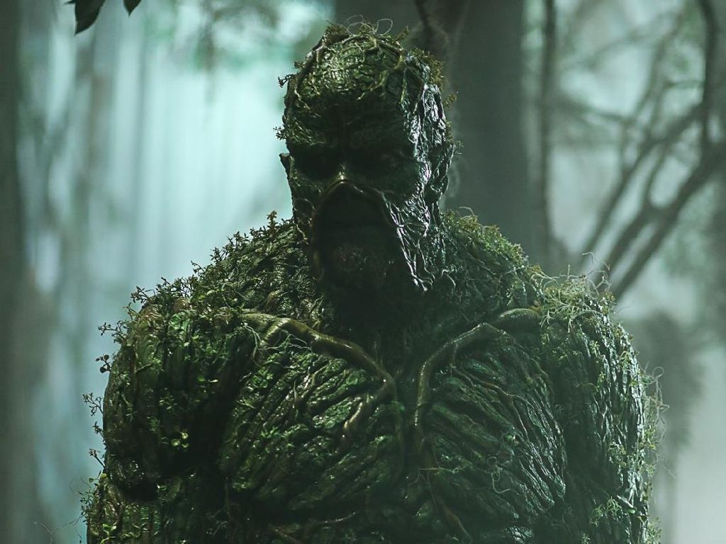 Swamp Thing, Serial Horor DC Comics Garapan James Wan Tayang 7 Oktober 2020