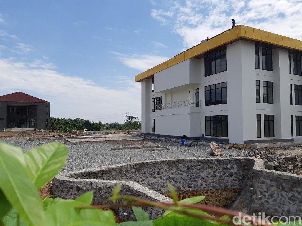 Tiga Gedung OPD Pemprov Banten Disiapkan untuk Pasien COVID-19