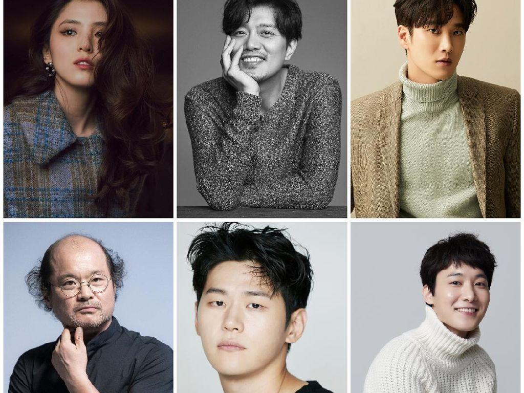 Confirmed! Han So Hee Jadi Mata-mata di Drakor Terbaru Netflix Undercover