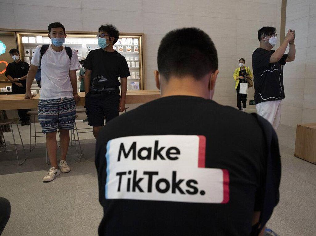 China Tidak Akan Restui Perjanjian TikTok-Oracle