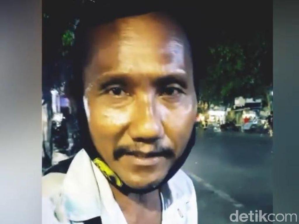 Fasihnya Penjual Bubur di Surabaya Ini Cas Cis Cus Bahasa Jepang