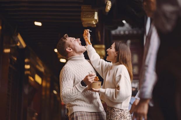wisata kuliner dengan pasangan