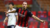 Video Milan Bekuk Bologna 2-0, Ibrahimovic Pahlawannya