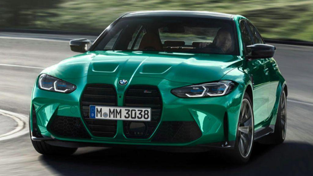 BMW M3 dan M4 Anyar Ganteng Parah!