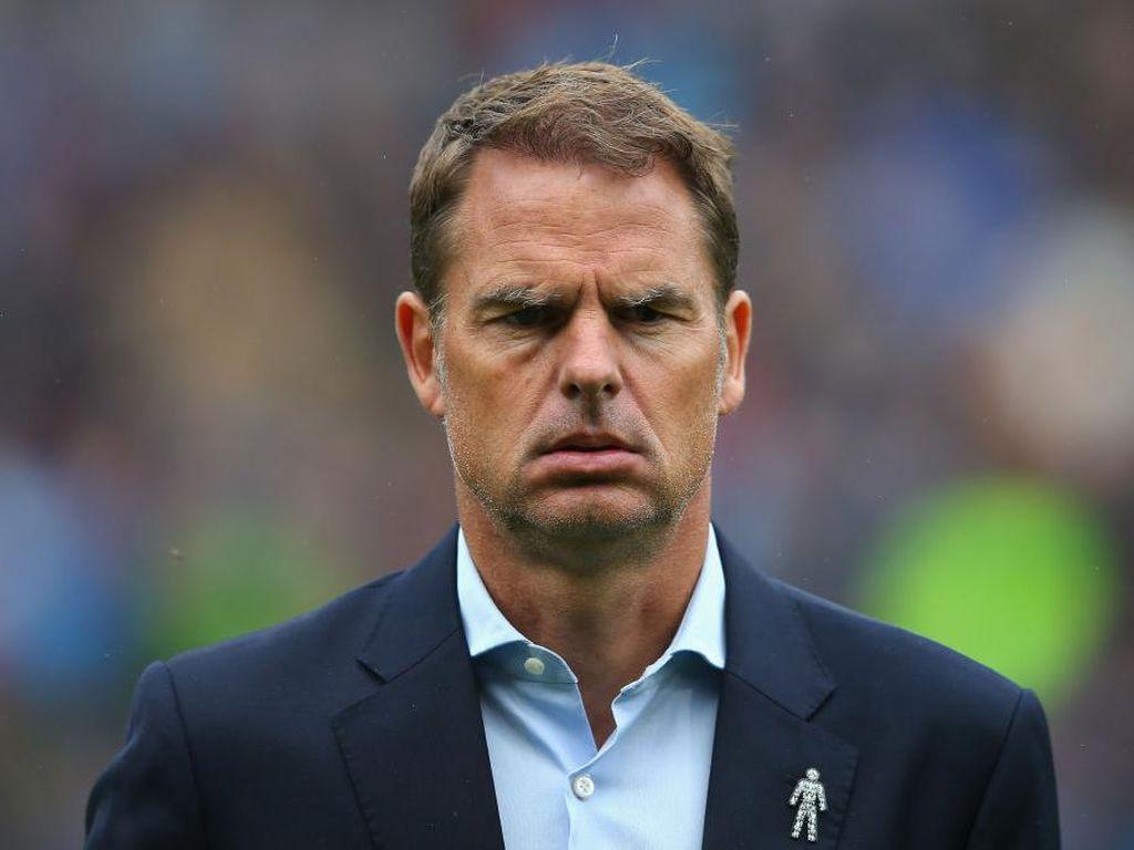 De Boer Jadi Pelatih Belanda, Van Nistelrooy Asistennya